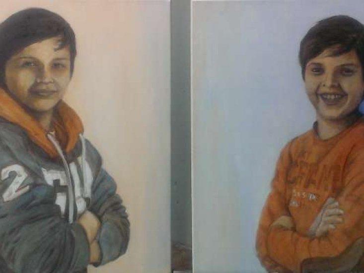 Portretten van mensen