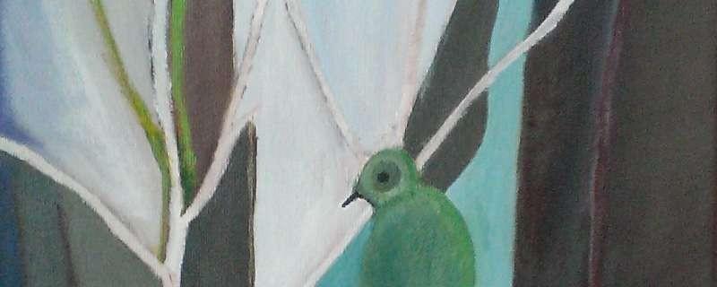 Diana, vogel