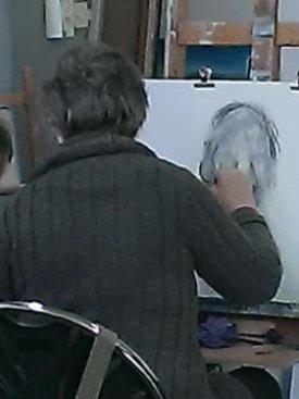 Leren Model- en portrettekenen 05