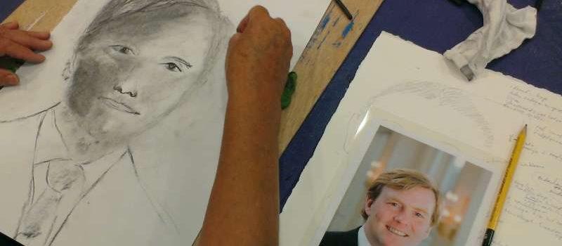 ws portret tekenen 1